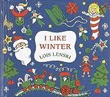 I Like Winter, Lois Lenski, 0375910689