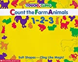 Count the Farm Animals 1-2-3, Rosalinda Kightley, 0590128213