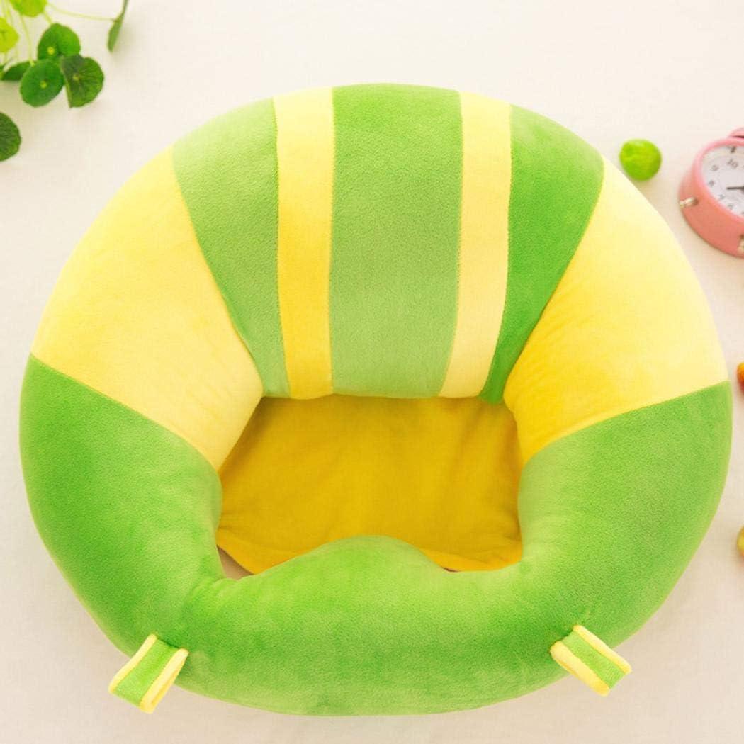 Faxiang Baby Lernstuhl Tragbare Unterst/ützung Gepolsterte Sofa Cartoon Form Pl/üschtier Sitz Sofa Kreatives Geschenk