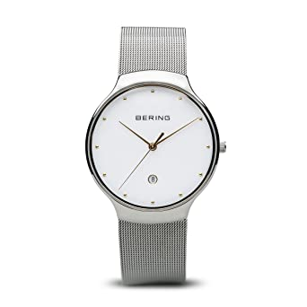 0c7d0da6b18f Amazon.com  BERING Time 13338-001 Unisex Classic Collection Watch ...