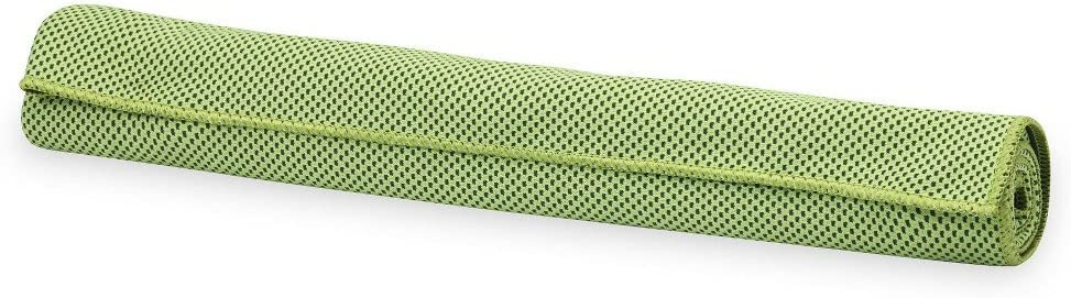 C9 Champion Chemical Free Cooling Exercise Towel - Lime Green