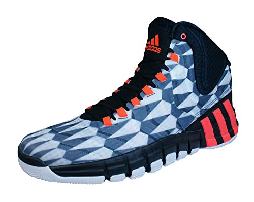 new product 346d6 ada52 Amazon.com  adidas Sneakers Adipure Crazyquick 2 Mens Basketball Shoes   Basketball