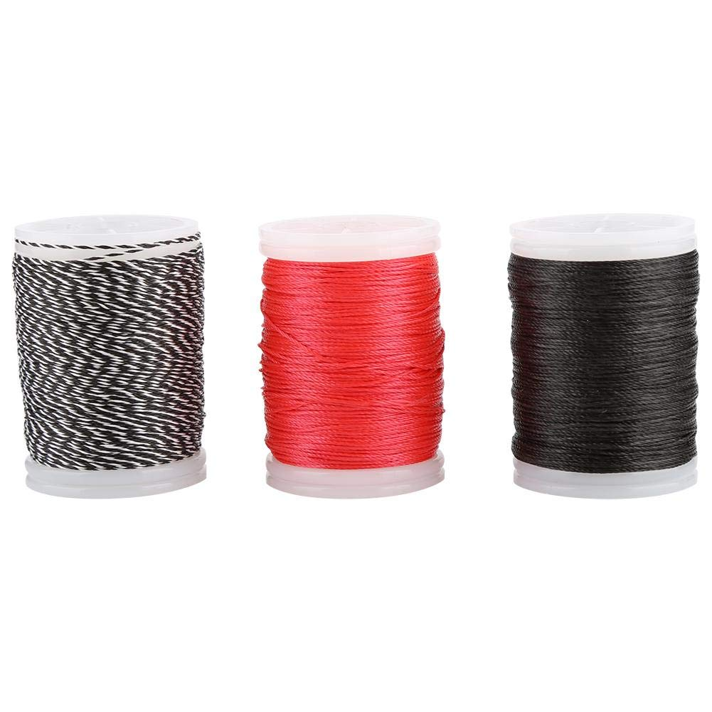 Bow String Serving Thread,120m Durable Nylon Archery Bowstring Serving For Bowstring Archery Supplies