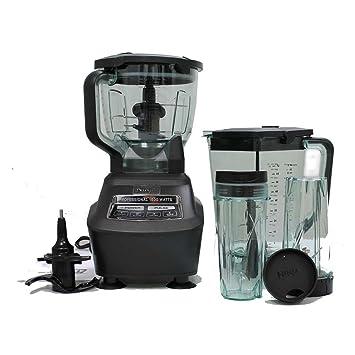 Amazon.com: Ninja Mega Kitchen System Blender Food Processor Mixer ...