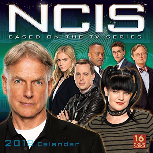 NCIS: Based On The TV Series 2018 Wall Calendar (CA0149)