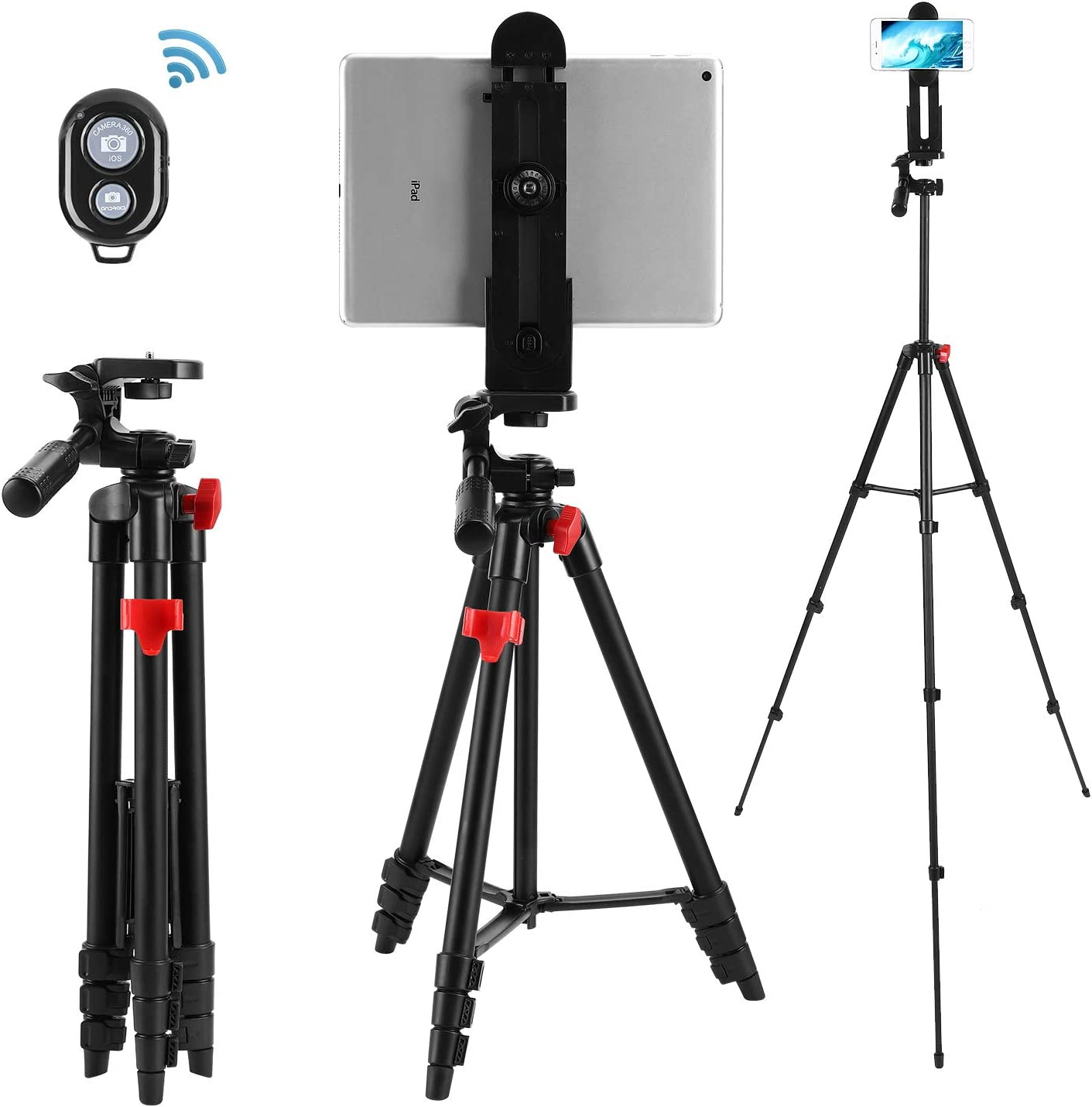Amazon Coupon Code for Tablet Tripod 53 inch
