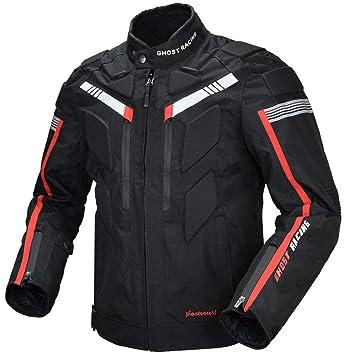 MOTORCYCLE JACKETS Chaqueta De Moto Hombre Impermeable Breathable ...