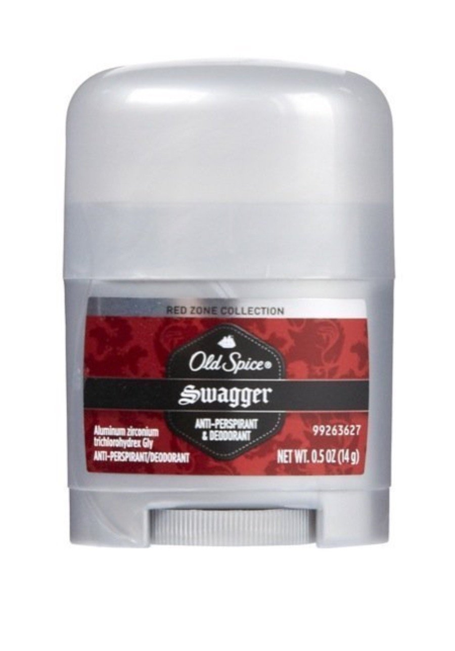 Old Spice Deodorant Swagger Solid 0.5 oz. (Pack of 4)