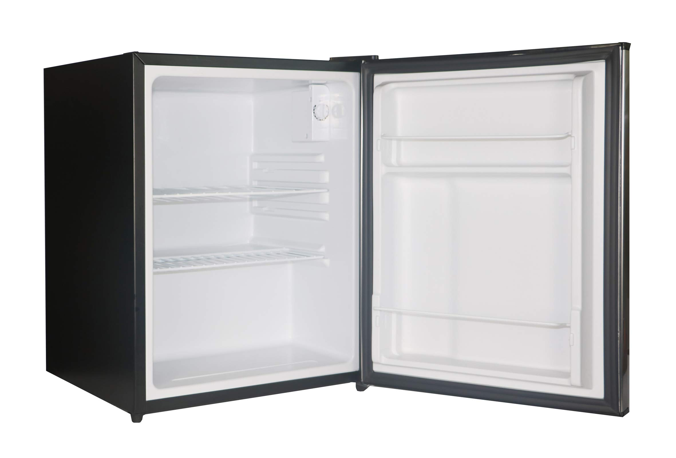 Magic Chef MCAR240SE2 Energy Star Stainless Steel Door 2.4 Cu. Ft. Mini All-Refrigerator by Magic Chef (Image #4)