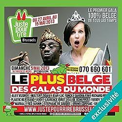Le plus belge de tous les galas du monde