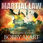 Martial Law: The Boston Brahmin, Book 3 | Bobby Akart
