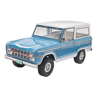 Revell Ford Bronco Plastic Model Kit: Toys & Games