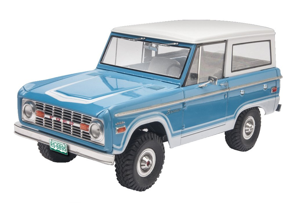 Revell 14320 Ford Bronco, Multi Colour Revell Inc. 85-4320