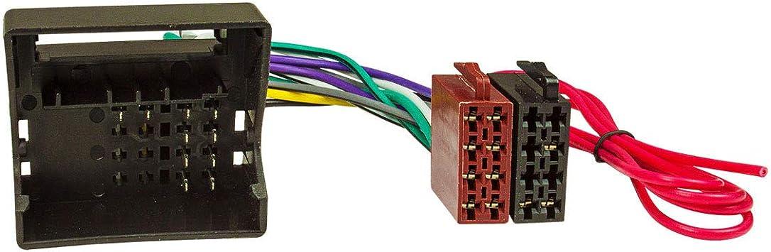 Tomzz Audio 7014 000 Radio Adapter Kabel Passend Für Elektronik