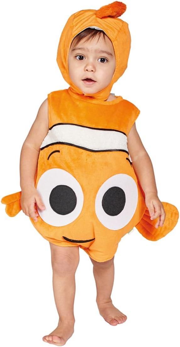 amscan dcne de ta06 – Disfraz para niños Nemo Colcha de Peluche ...