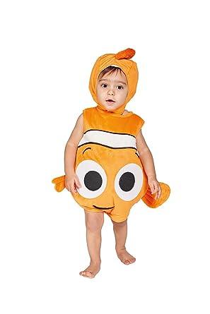 Disney Baby Toddlers Finding Dory Nemo Tabard Infants Fancy Dress ...