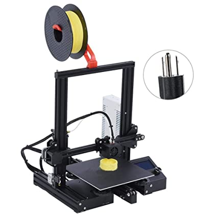 Amazon com: fosa Professional DIY 3D Printer Kit Desktop 3D
