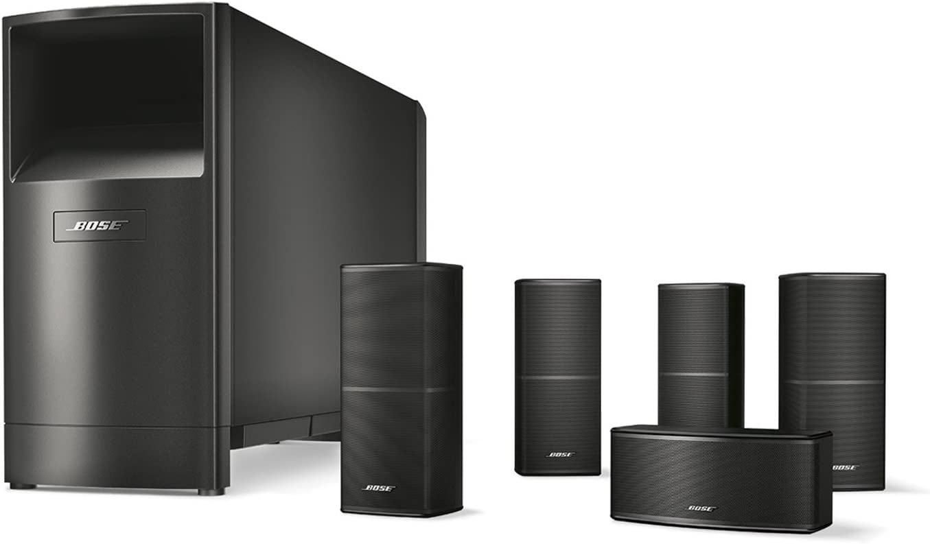 Bose® Acoustimass® 10 Series V - Equipo de Home Cinema 5.1