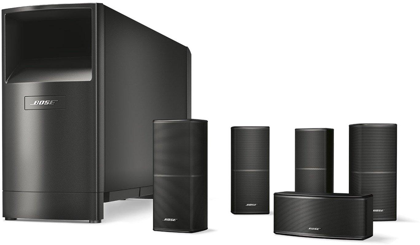 Unter den Heimkinosystem Liebhabern sind vor allem die Systeme der Marken Bose und Samsung beliebt.