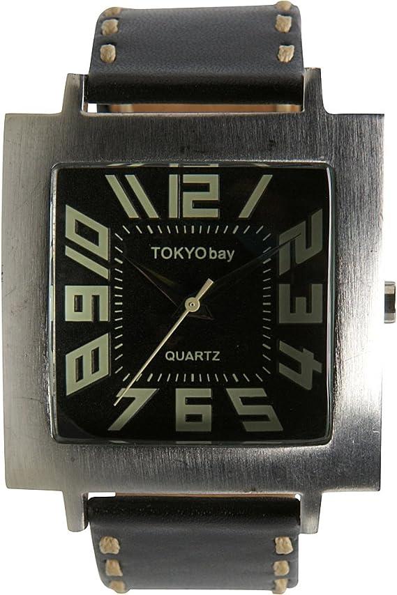 TOKYObay Tram Watch Black [Watch] TOKYObay Watches