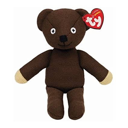 Ty Peluche - Mr Bean Teddy 25cm Mr Bean Serie