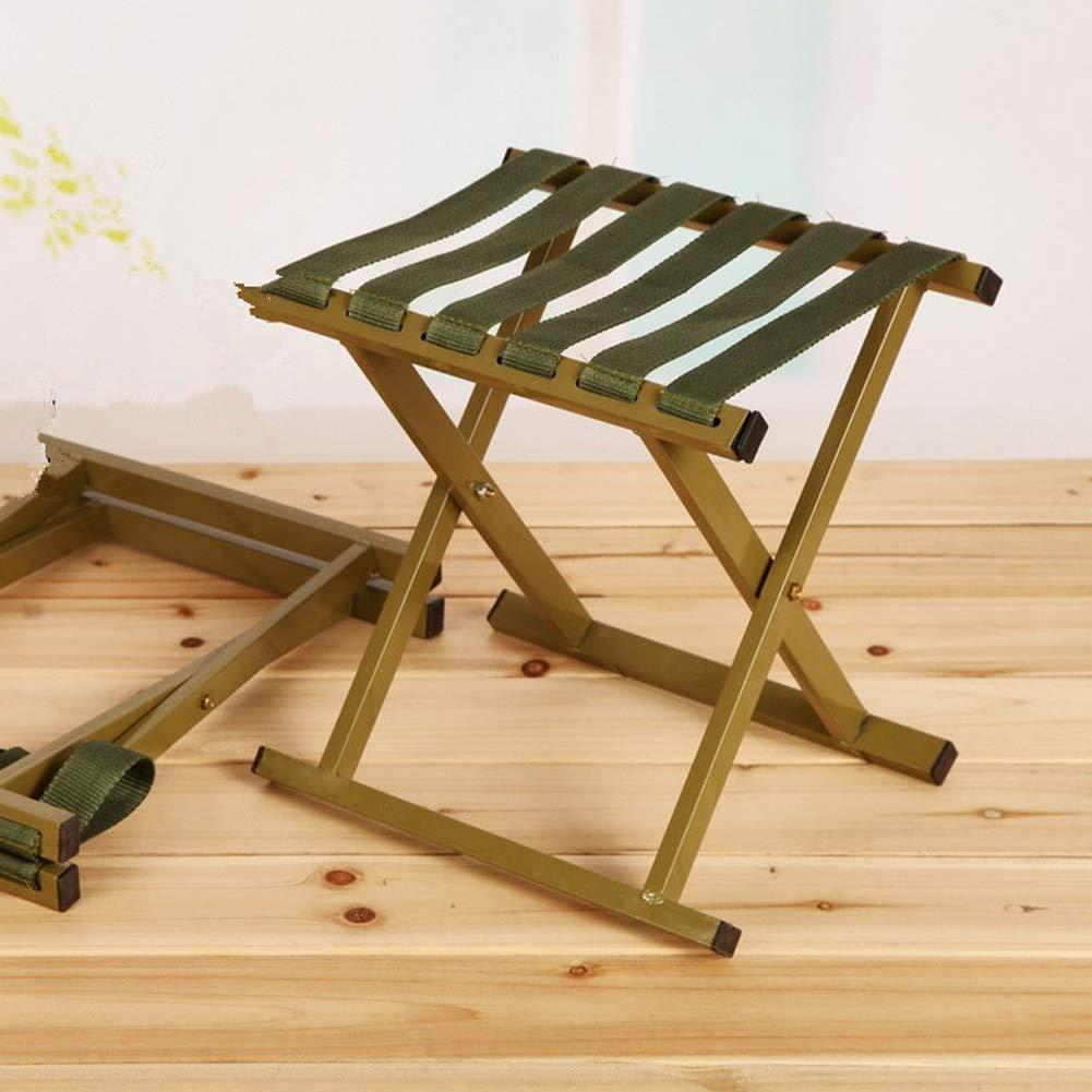 BESTEU Portable Aluminum Alloy Oxford Folding Outdoor Fishing Stool Chair Seat