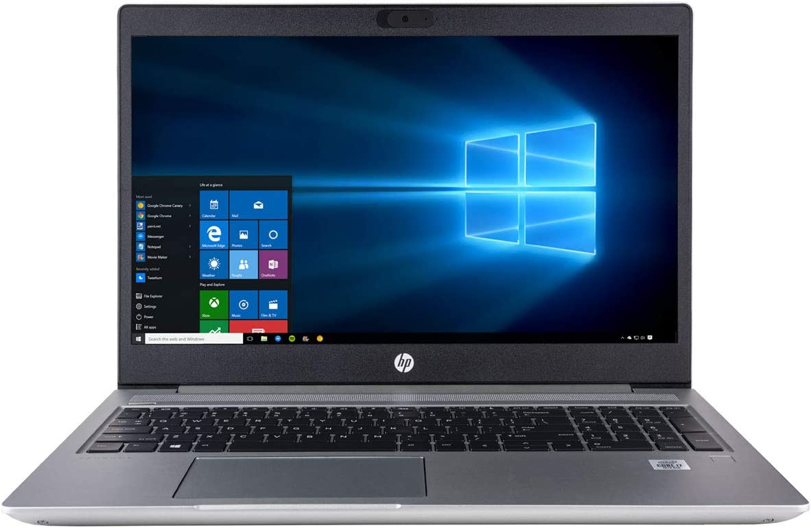 "CUK ProBook 450 G7 by HP 15 Inch Business Notebook (Intel Core i7, 16GB RAM, 512GB NVMe SSD, NVIDIA GeForce MX250 2GB, 15.6"" FHD IPS, Wi-Fi, Bluetooth, Windows 10 Pro) Professional Laptop Computer"