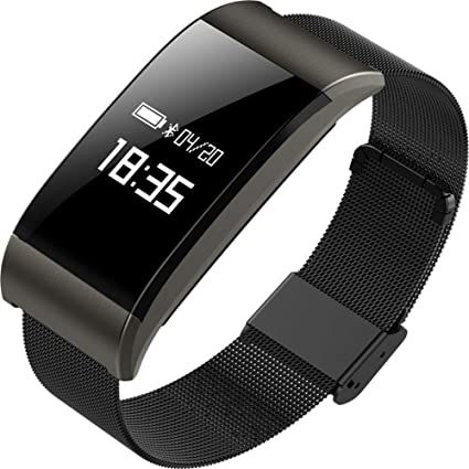 Amazon.com: Unisex Smartwatch Bluetooth Waterproof Blood ...