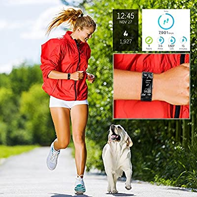 Baaletc Replacement Accessory Bands Interchangeable Wristband Bracelet Strap with Watch Clasp for Compatible Fitbit Charge 2