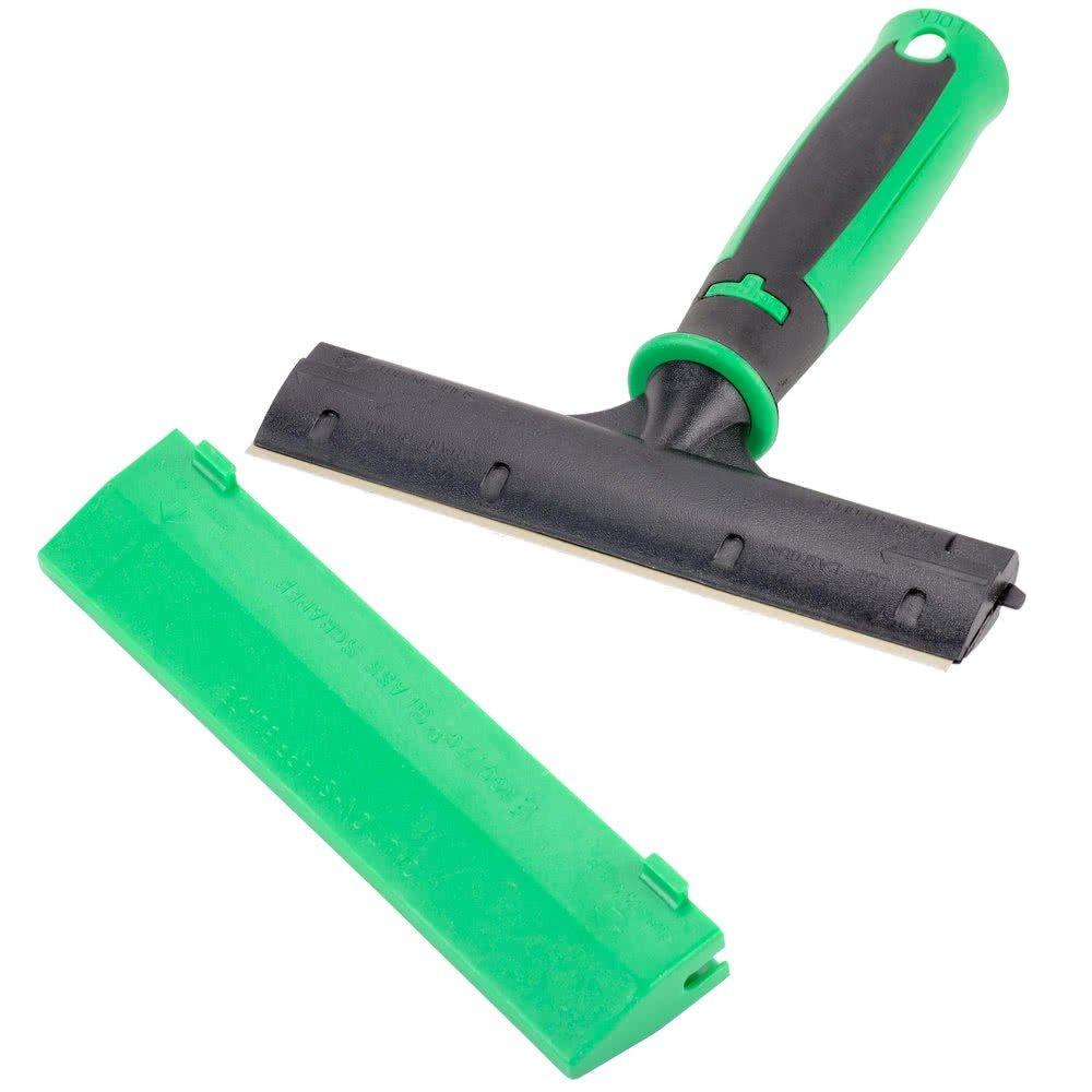 Unger EG150 6'' Wide Blade, ErgoTec Glass Scraper