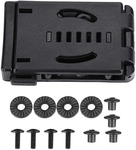 EDC Multifunctional Waist Clamp Utility K Sheath Belt Clip Portable CL
