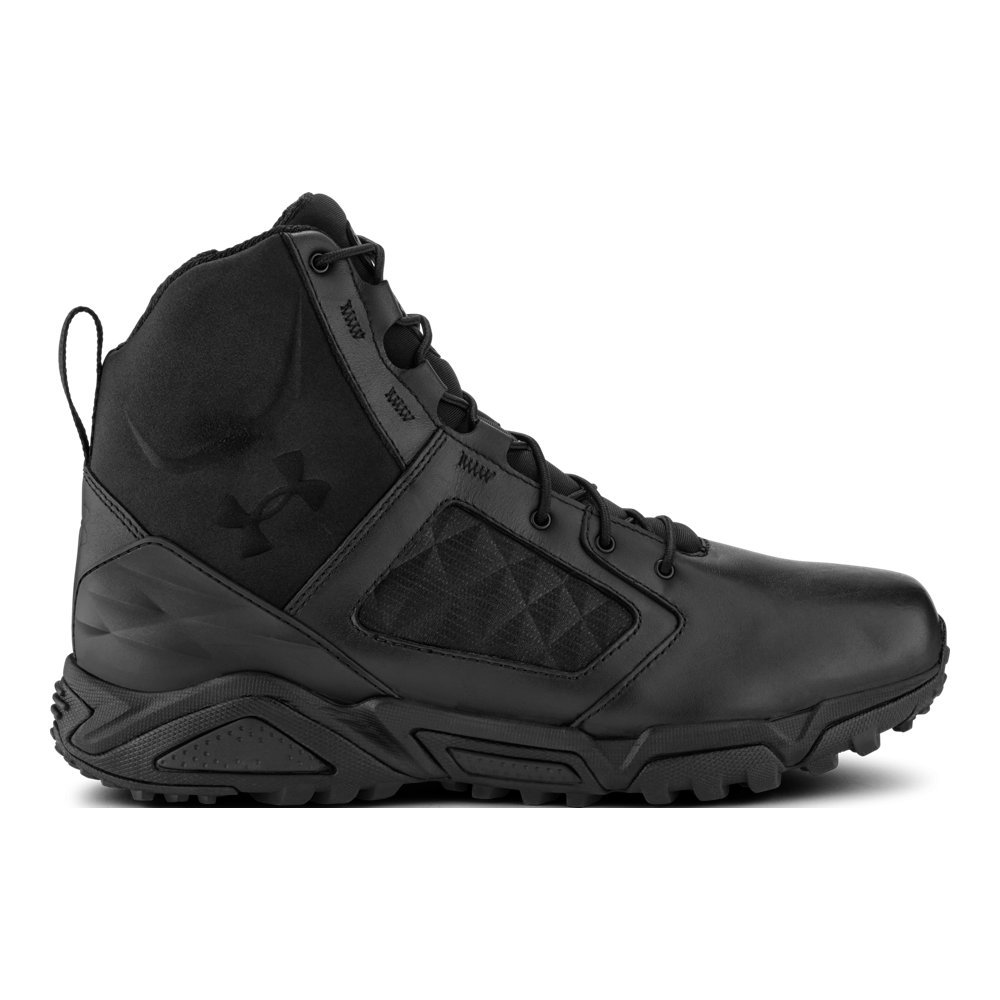 Under Armour Men's TAC Zip 2.0, Black (001)/Black, 13 by Under Armour