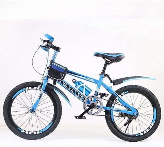 SJSF Y Bicicleta Infantil 18 Pulgadas De Pintura Amortiguadora ...