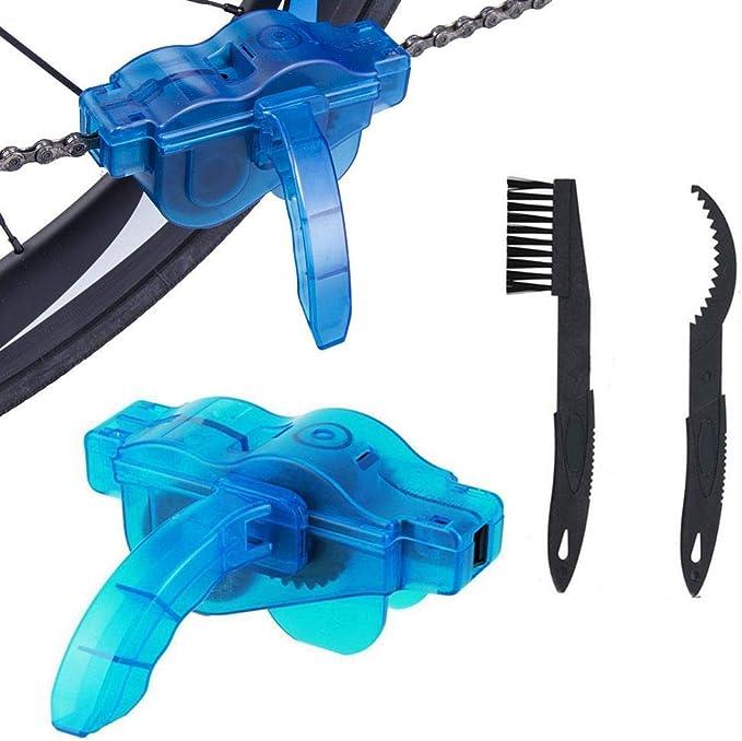 Peedeu - Limpiador de Cadena de Bicicleta, Limpiador 3D, Limpiador ...