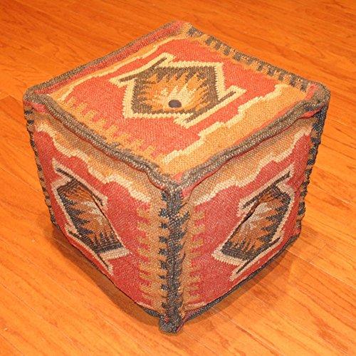 Heredeco Folding Storage Ottoman Bench Large Sofa Foot