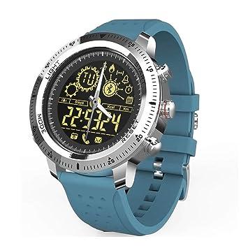 Reloj Inteligente A Prueba De Agua IP67, Reloj Bluetooth Con Bluetooth Para Dispositivos Portátiles Reloj