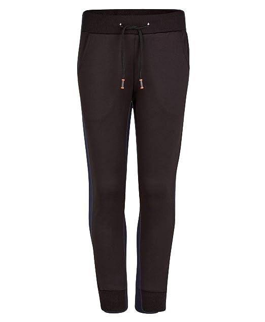 LOTMART Kids Textured Material Reverse Zip Trousers or Jacket
