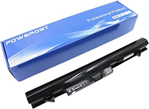 Powerost Capacity 14.8V 44Wh RA04 Notebook Battery for Hp Laptop ProBook 430 G2 G1 HSTNN-IB4L 707618-121 H6L28AA H6L28ET RAo4 768549-001 Series