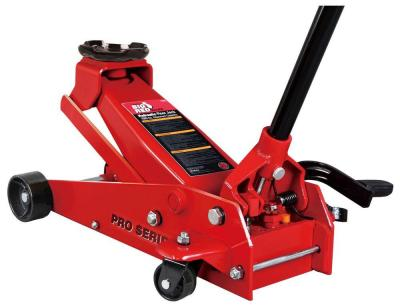 Big Red 3.5-Ton Steel Floor Jack-T83502 - The Home Depot