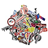 100PCS Modified Cars Stickers JDM Cool Sticker Car Skateboard...
