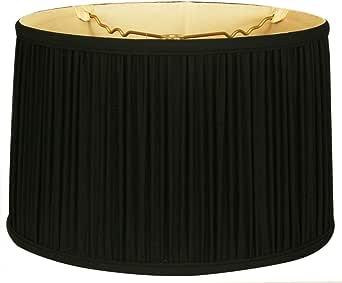 Amazon.com: Royal Designs Shallow Drum Gather Pleat Basic