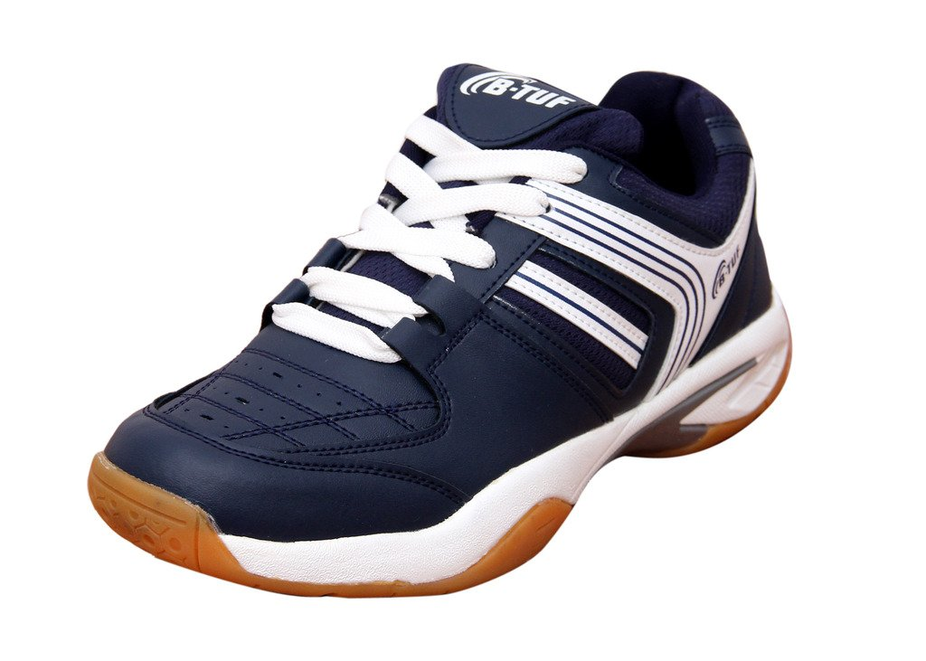 Amazon price history for B-Tuf Unisex's Blue Multisport Training Shoes-5 (BT-SH-Navy-NB-5)