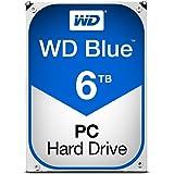 ウエスタンデジタル 【バルク品】3.5インチ 内蔵ハードディスク 6.0TBWesternDigital WD Blue WD60EZRZ-RT