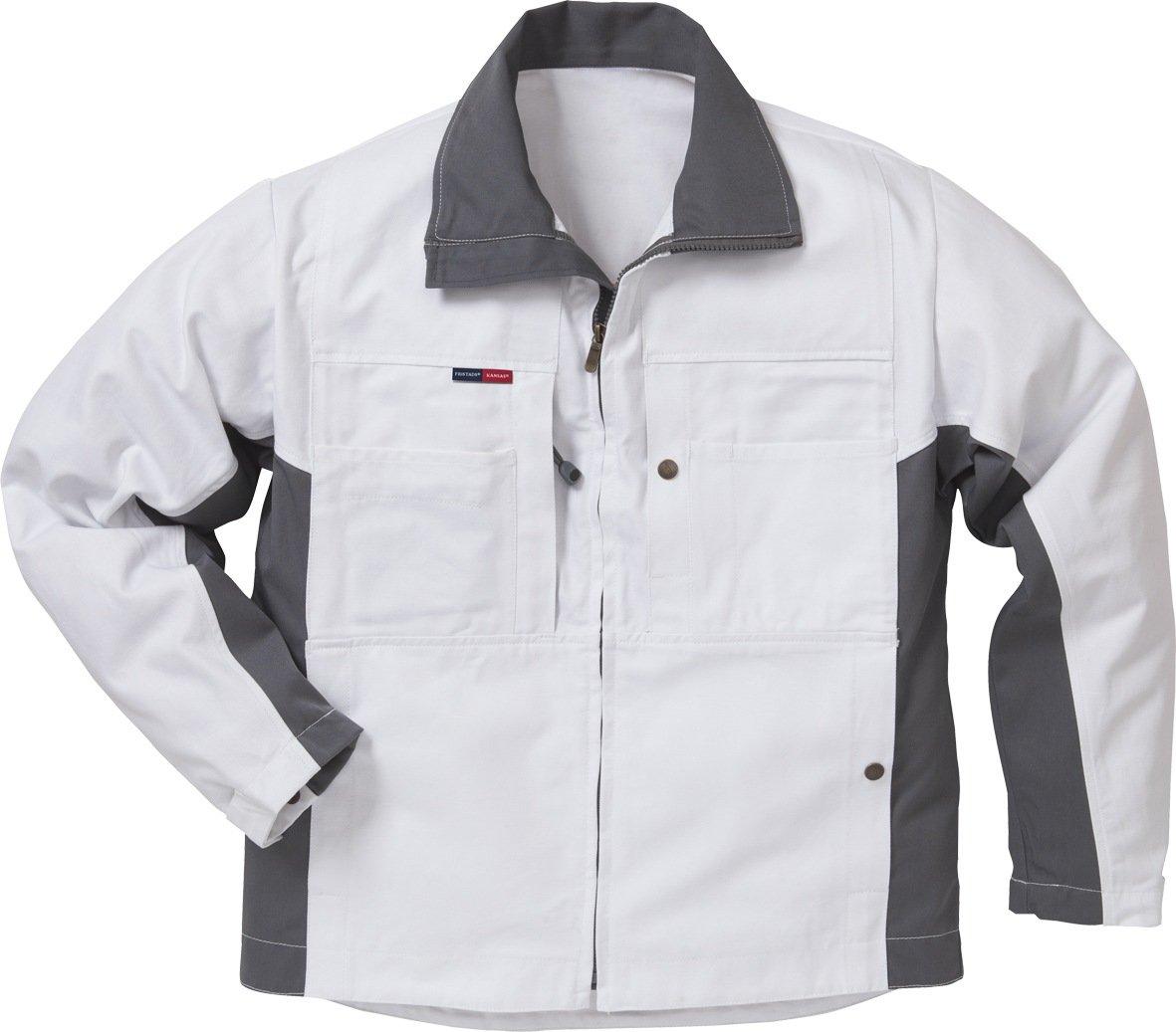 Fristad Kansas - Jacket 458 BM X/Large White 100123-900 XL