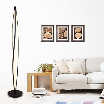 Bodenleuchten Led Stehlampe Wohnzimmer Einfache Fernbedienung