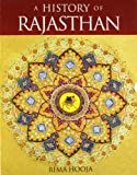 Front cover for the book A history of Rajasthan by Rima Hooja