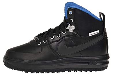 innovative design 671ba 56fd0 Image Unavailable. Image not available for. Color  NIKE Kid s Lunar Force 1  Sneaker Boot ...