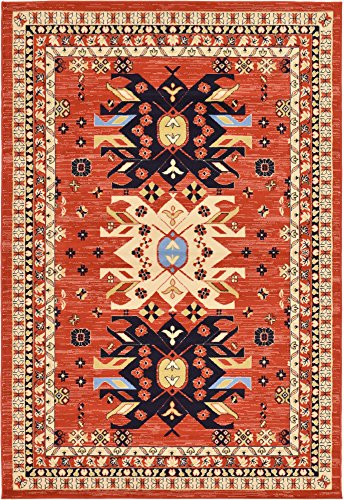 Classic Traditional Geometric Persian Design Area rugs for sale  Delivered anywhere in USA