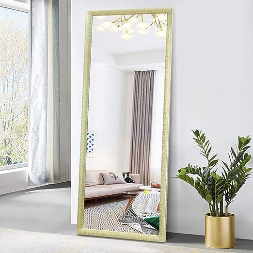 Amazon Com Pexfix Full Length Mirror Standing 65 X22 Floor