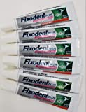 Fixodent Plus Precision Hold & Seal Adhesive .35oz Scope Qty 6